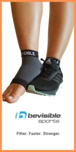 plantar fasciitis socks foot compression sleeves heel ankle support pain relief bevisible sports