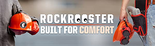 ROCKROOSTER work boots built for comfort