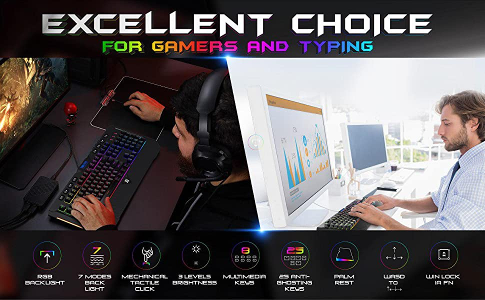 Excellent choice for gamers