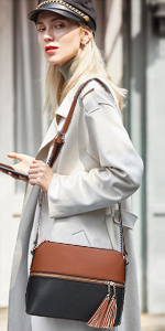Three-piece backpack
