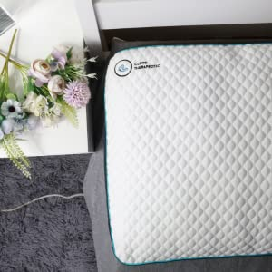proper alignment head alignment cool temperature pillow pressure pillow cool side pillow support