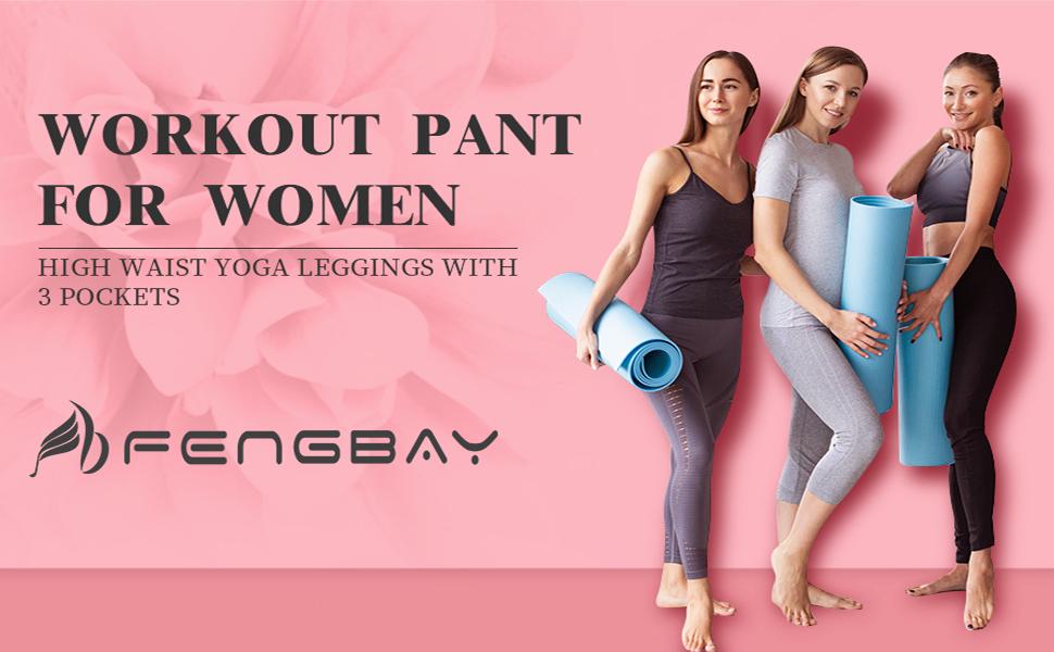 Fengbay Yoga leggings for women
