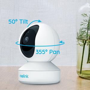 pan tilt wireless camera
