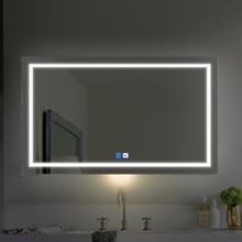 mirror with night light