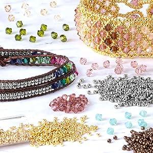 Swarovski Crystal Bicones