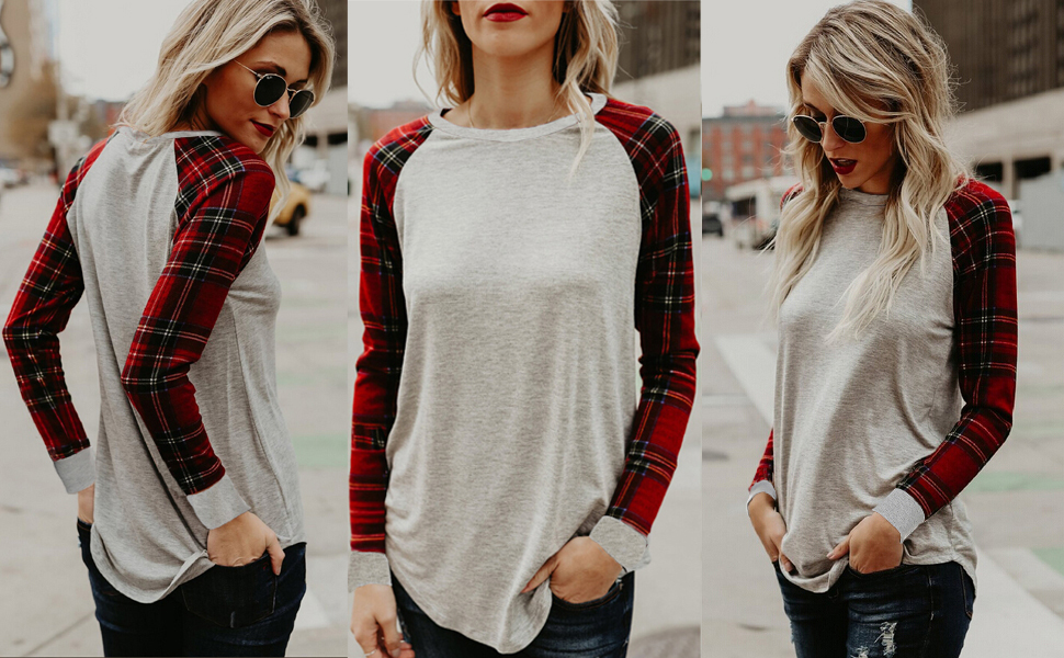 long sleeve tunic tops to wear with leggings