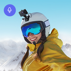 gopro camera with external microphone