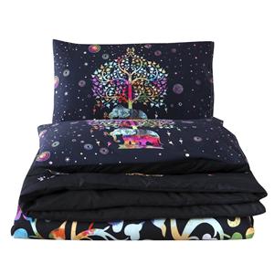 Comforter set include