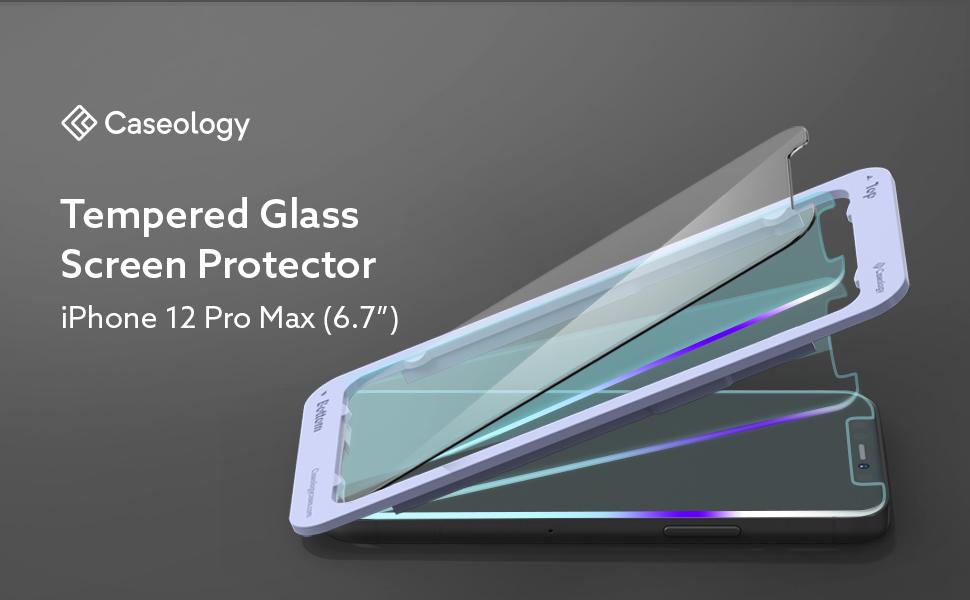 Protector de pantalla para iPhone 12 Pro Max
