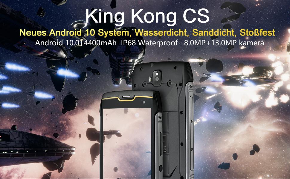 Kingkong CS