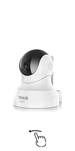 Tenvis dog camera