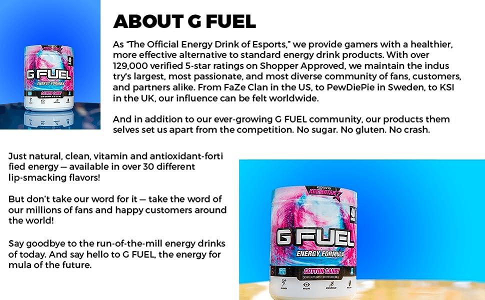 g fuel sverige