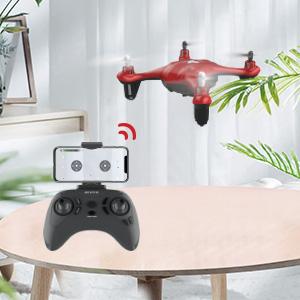 Drone Enfant WiFi Hélicoptère Télécommande avec Mode sans Tête