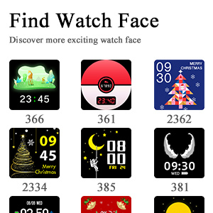 Multi Watch Dials
