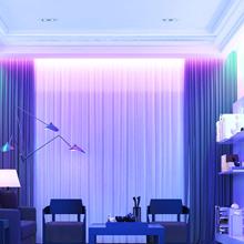 DIY colors strip light