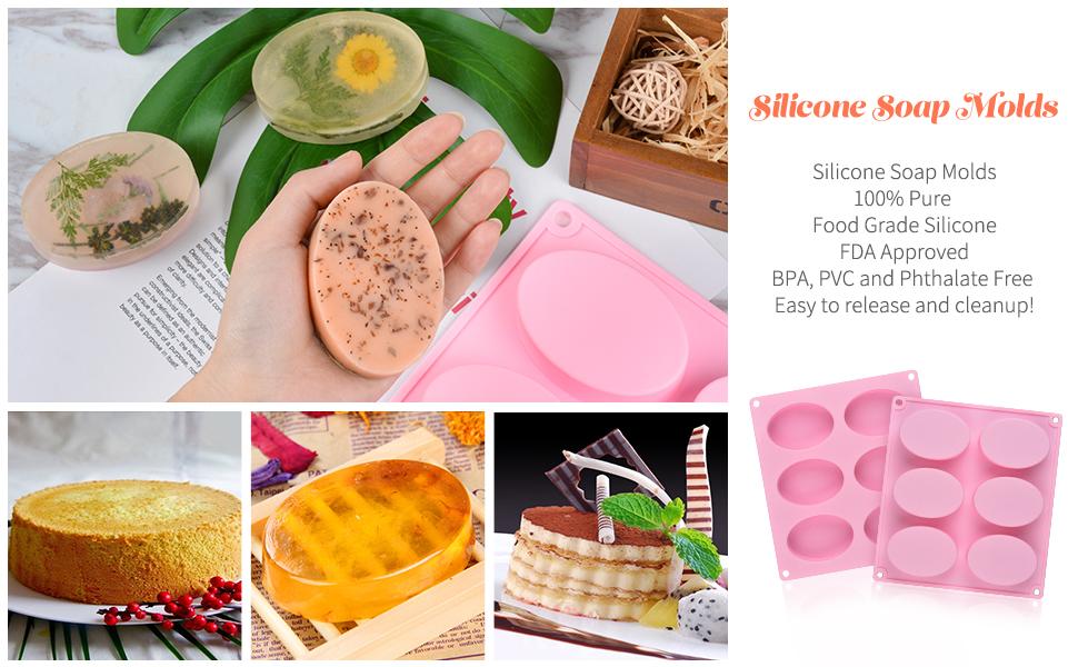 mini cake mold bread mold silicone