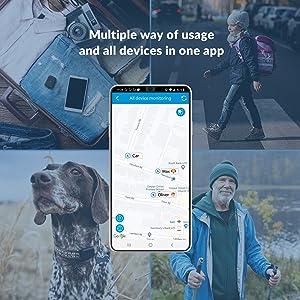 LAMAX GPS Locator