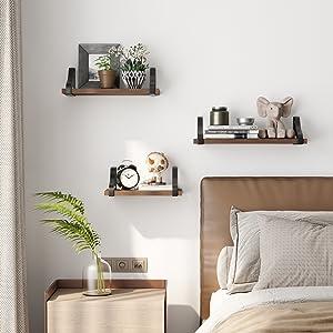 wood floating shelf,floating shelves for wall,floating shelves for bathroom,floating wall shelves