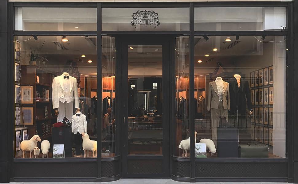 Savile Row Brand Trust