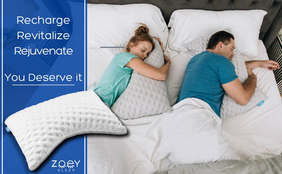 pillows for sleeping memory foam pillow side sleeper pillow for neck pain