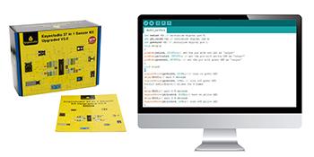 arduino electronics kit programming kit