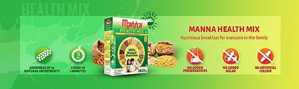Health Mix Banner Image