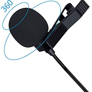 BY-M2D is a digital dual-lavalier microphone