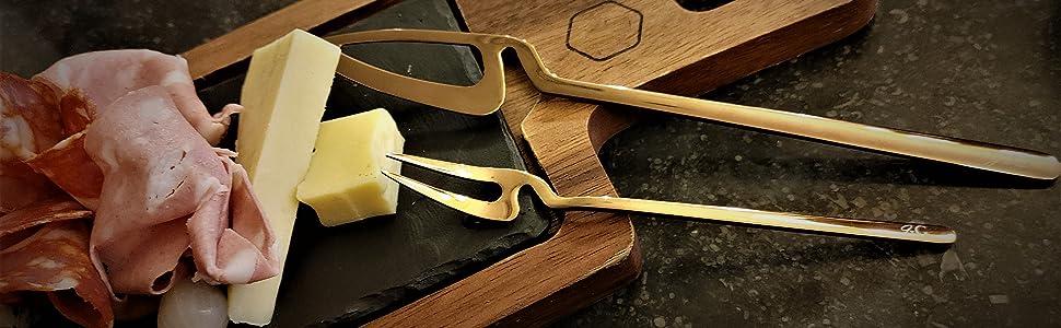 salad fork knife cafe restaurant