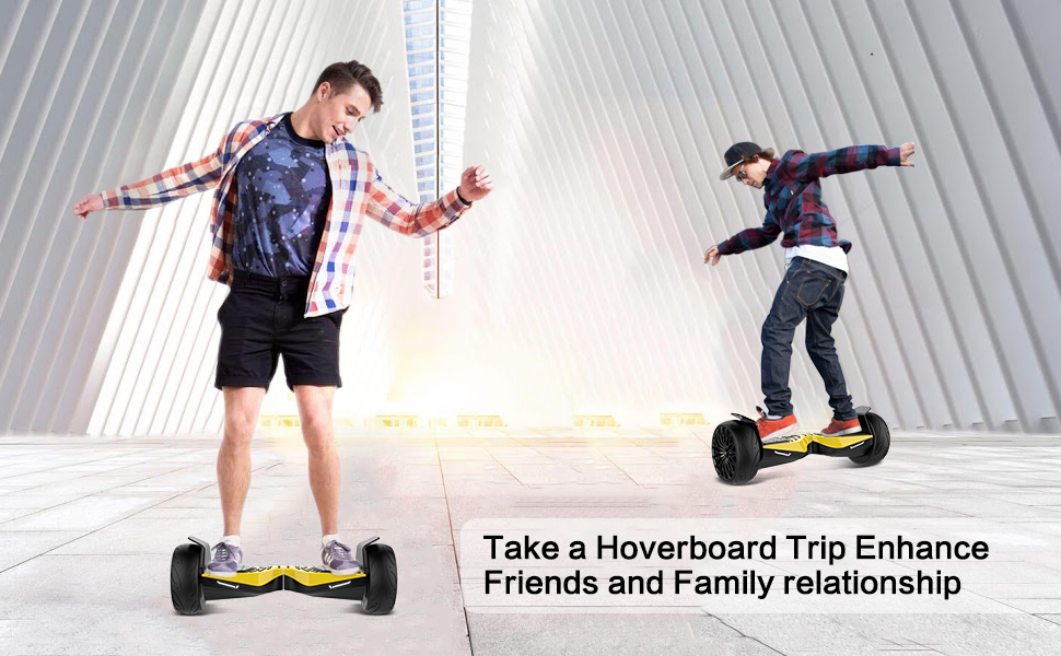 hoverboard'