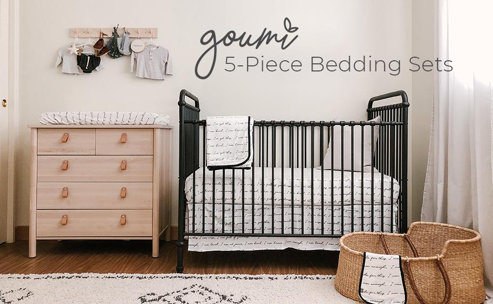 Goumi Bedding Set