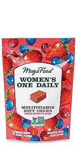 Women's One Daily Soft Chews
