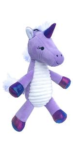 huxley amp; kent lulubelles plush dog toy unicorn