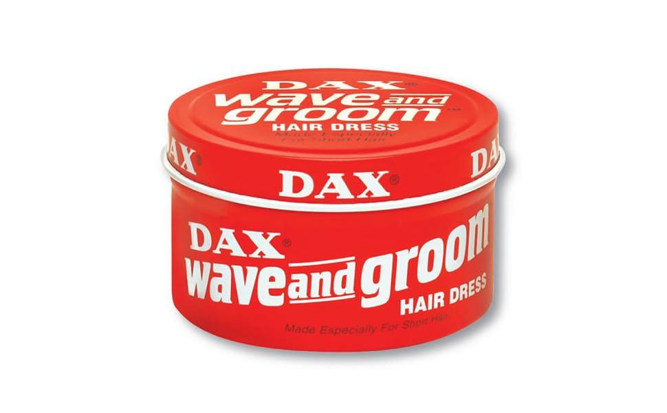 DAX Wave and Groom, Wax, Hair Wax