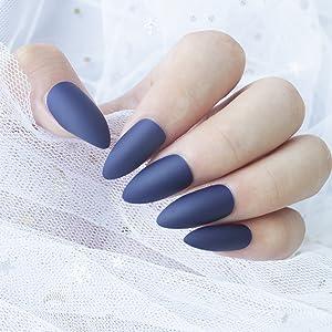 press on nails false nails shrot