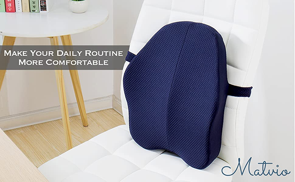 make your daily routine more comfortable
