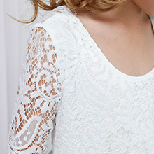 HOLLOW LACE