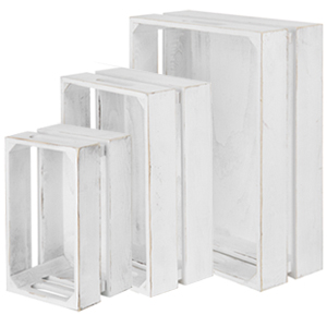 MyGift 8 Compartment Whitewashed Wood Tea Bag Storage Organizer Box with Clear Acrylic Lid and Latch