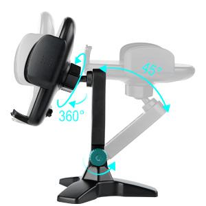 Tripod Desk Phone Holder