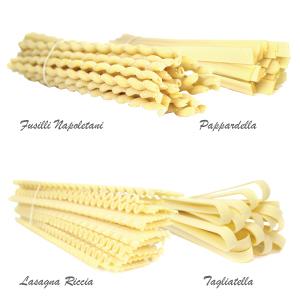 long pasta cuts