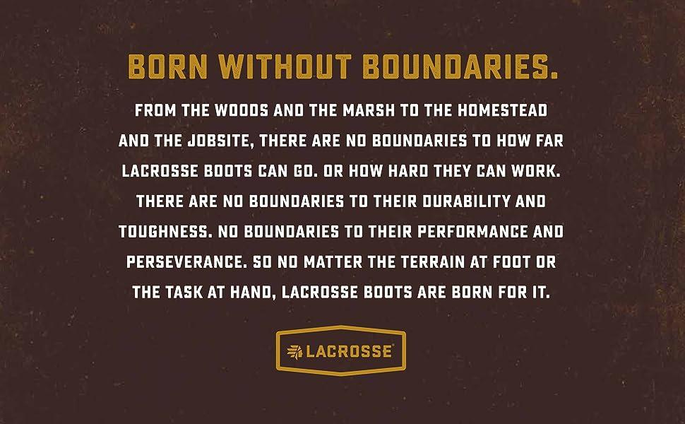 born without boundaries