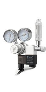 12V Acuario Regulador de CO2 para Plantas