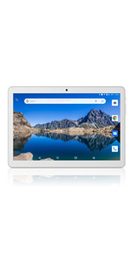 16G tablet silver