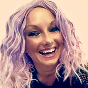 Ombre Purple Pink Wig