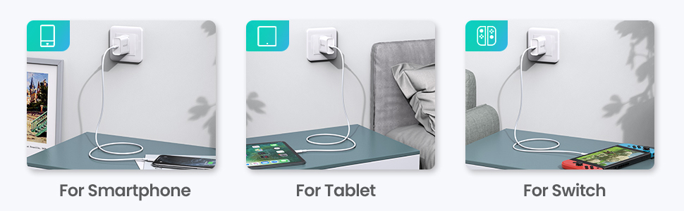 usb c charger 20w