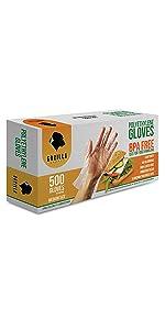 Gorilla Supply Poly Gloves