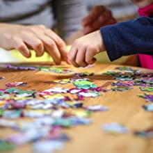 puzzles and kids