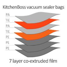 bolsas de envasar al vacío