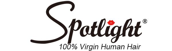 Spotlight human hair wig