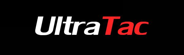 UltraTac A1 V2 EDC Flashlight, LED Pocket Flashlight, 600 Lumen 3 Light Modes, IP68 Waterproof, Powered by one AA or 14500 Battery.