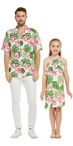 Hawaii Hangover Father Daughter Matching Set